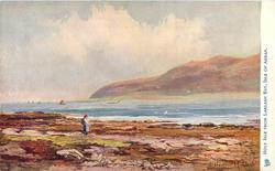 HOLY ISLE FROM LAMLASH BAY