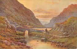 THE SERPENT LAKE, GAP OF DUNLOE