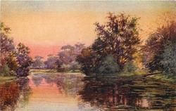 THE LAKE, BOTANICAL GARDEN