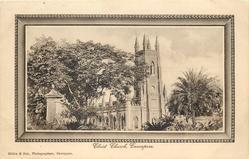 CHRIST CHURCH, exterior