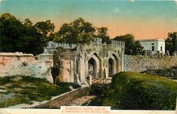 KASHMIR GATE, DELHI