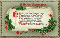 A HAPPY CHRISTMAS
