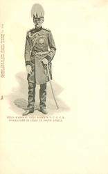 FIELD MARSHALL LORD ROBERTS, V.C.G.C.B., COMMANDER IN CHIEF IN SOUTH AFRICA