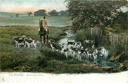 FOX HUNTING: AT THE COVER SIDE