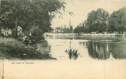 THE OUSE AT BEDFORD