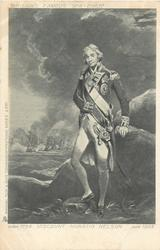 VISCOUNT HORATIO NELSON, BORN 1758, DIED 1805