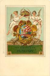 THE KINGDOM OF HUNGARY