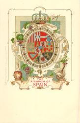 THE KINGDOM OF SPAIN