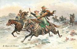 A RAID BY  KURDS