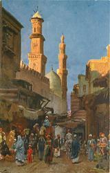 STREET IN CAIRO