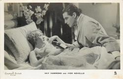 KAY HAMMOND AND IVOR NOVELLO  (IN LOVE AND LET LOVE)