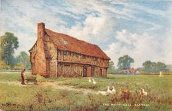 THE MOOT HALL, ELSTOW