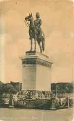 STATUE OF CHULA KON
