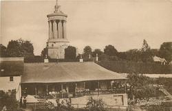 BURNS' MONUMENT & TEA GARDENS