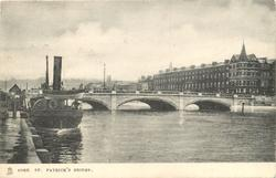 ST. PATRICK'S BRIDGE
