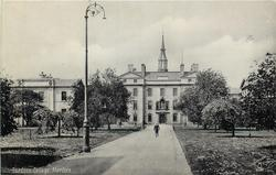 GORDON'S COLLEGE