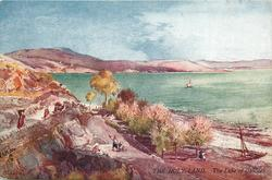 THE LAKE OF GALILEE
