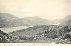 GENERAL VIEW OF THE LAKES FROM THE KENMARE ROAD