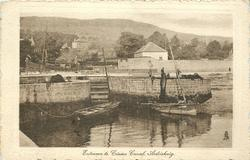 ENTRANCE TO CRINAN CANAL