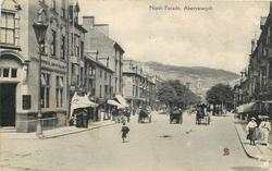 NORTH PARADE