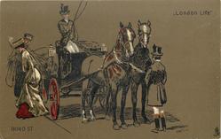 BOND ST  coach & horses