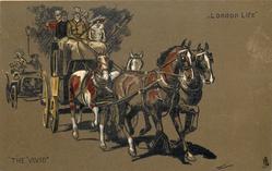 """THE ""VIVID""  coach & horses"