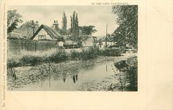 ON THE PANG, PANGBOURNE