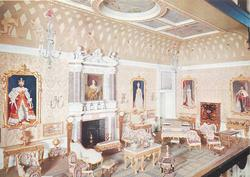 THE DRAWING ROOM OR GRAND SALON