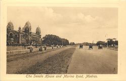 THE SENATE HOUSE AND MARINA ROAD