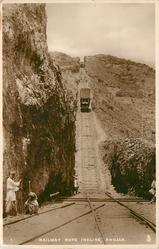 RAILWAY ROPE INCLINE
