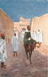 STREET SCENE, AT ARAISH
