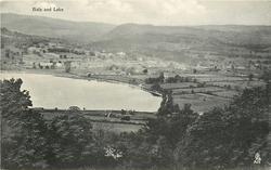 BALA AND LAKE