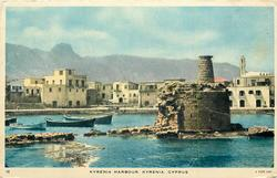 KYRENIA HARBOUR, KYRENIA