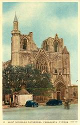 ST. NICHOLAS CATHEDRAL, FAMAGUSTA