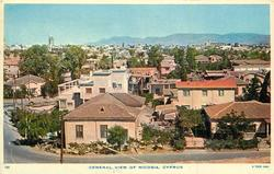 GENERAL VIEW OF NICOSIA