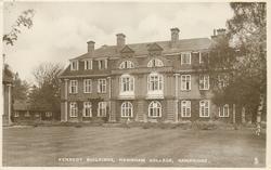 KENNEDY BUILDINGS, NEWNHAM COLLEGE
