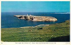 THE ISLE ON WHICH ST. PAUL WAS SHIPWRECKED IN A.D. 60