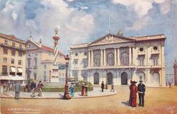 LISBOA (PORTUGAL), CAMARA MUNICIPAL