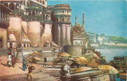 GENERAL VIEW OF GHATS