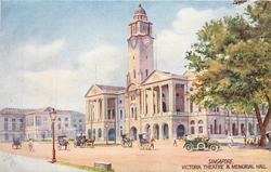 VICTORIA THEATRE & MEMORIAL HALL