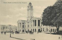VICTORIA THEATRE AND MEMORIAL HALL
