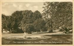 THE LILYPOND AT HEART-O-DOWN ROADHOUSE, SPA