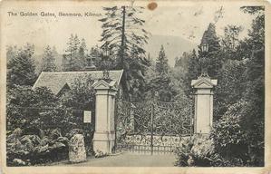 THE GOLDEN GATES, BENMORO