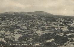 MT. MELVILLE