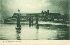 IN THE HARBOUR, WHITBY