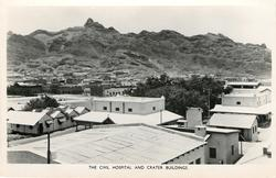 THE CIVIL HOSPITAL AND CRATER BUILDINGS