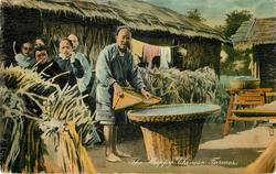 THE HAPPY CHINESE FARMER