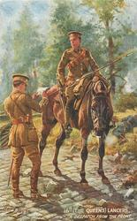 A DESPATCH FROM THE FRONT