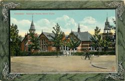 SOLDIERS HOME, NORTH CAMP