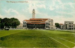 THE SINGAPORE CRICKET CLUB